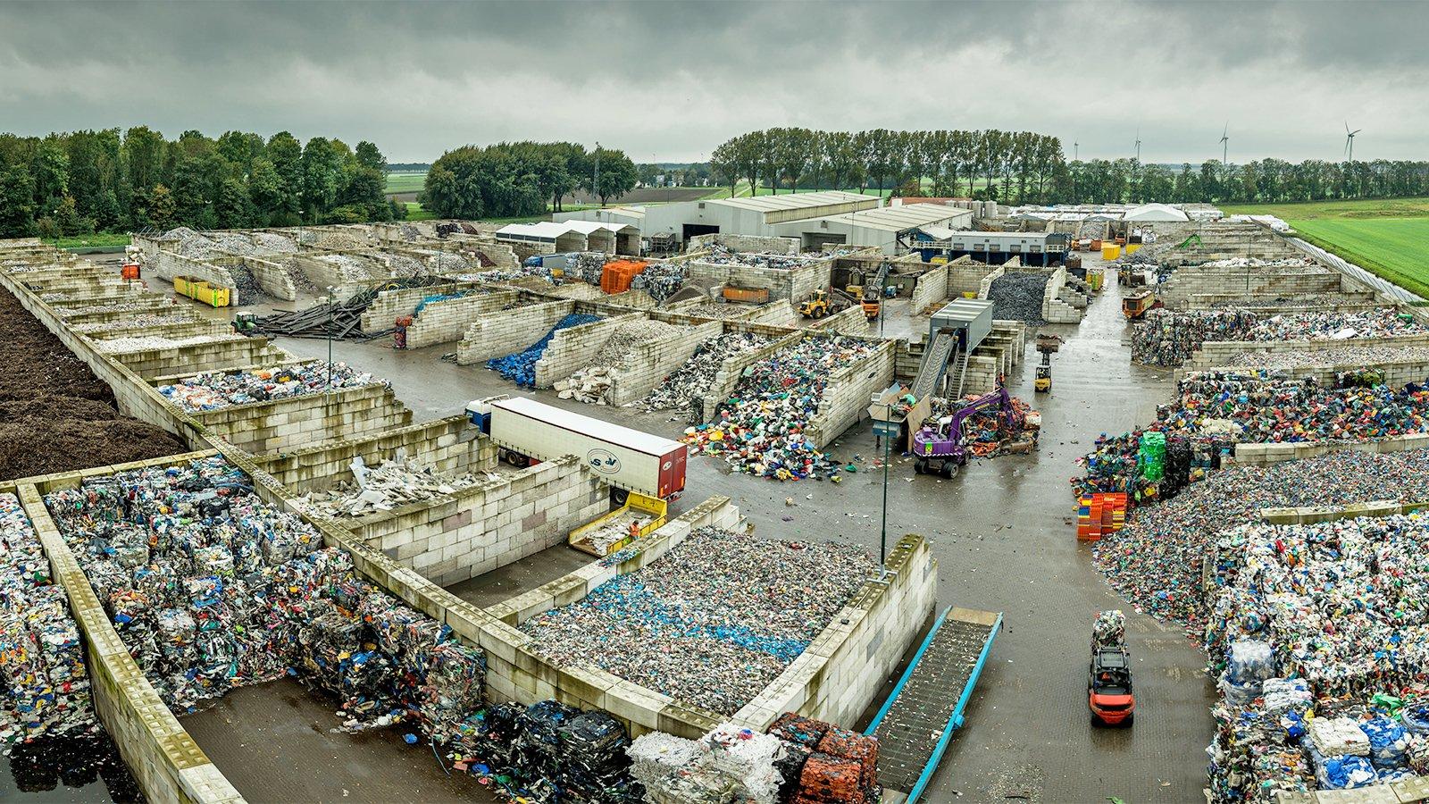 De soorten plastic die we recyclen